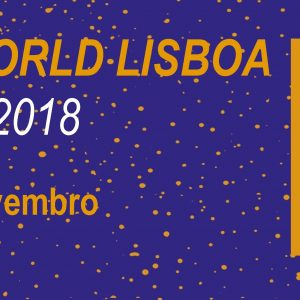 Veggieworld Winter Lisbon 2018