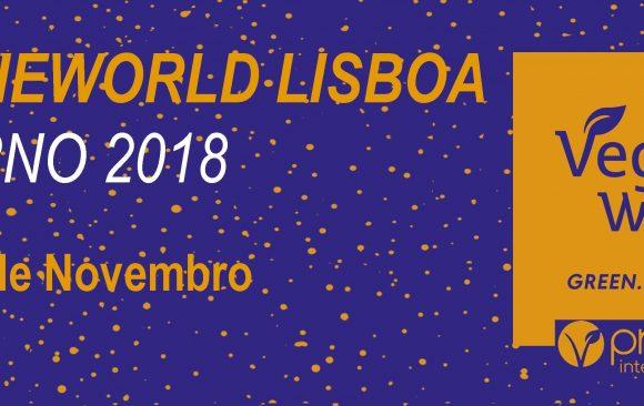 Veggieworld Lisboa Inverno 2018